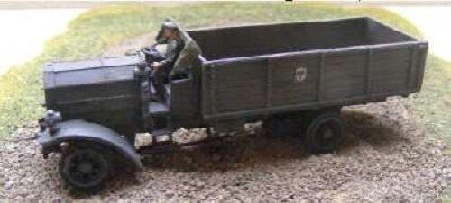 MGM 080-111 1//72 Resin WWI German Nacke 5 Ton Subsidy Truck 1915