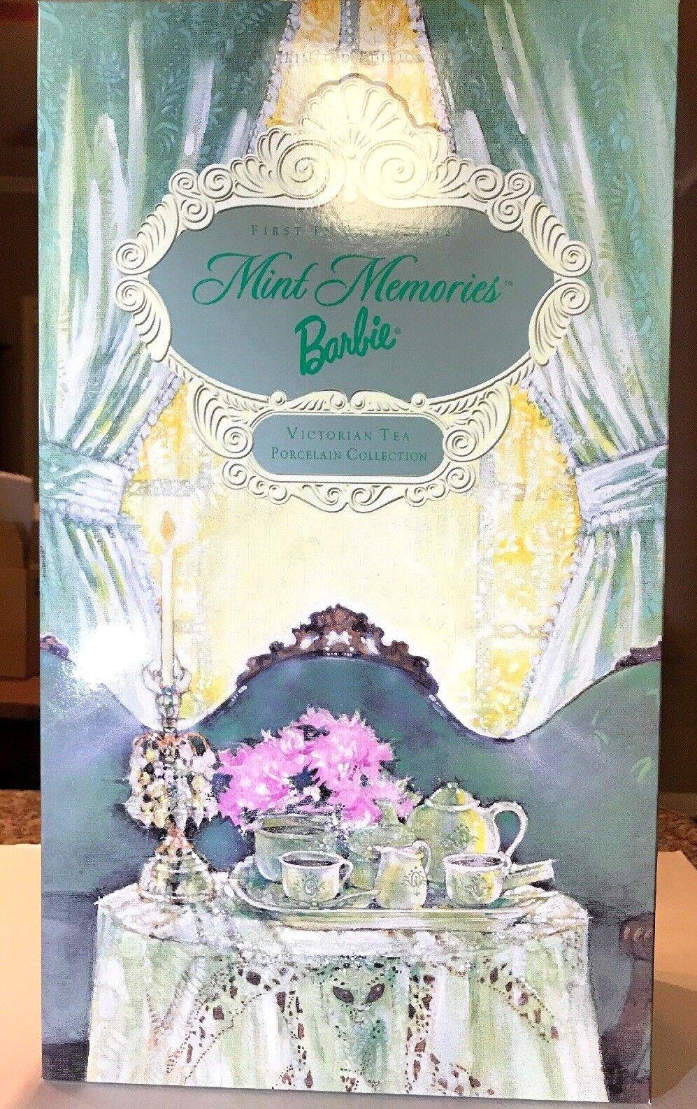 Barbie como nuevo recuerdos de porcelana, nunca Abierto