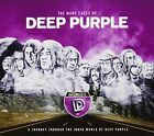 The Many Faces of Deep Purple [Digipak] by Deep Purple (Rock) (CD, May-2014, 3 Discs, Music Brokers)