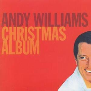 Andy-Williams-Christmas-Album-CD-2008-NEW-FREE-Shipping-Save-s