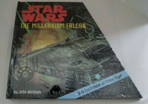 STAR-WARS-The-Millennium-Falcon-3D-POP-UP-BOOK-Pull-Tab-ADVENTURE-1st-Edition