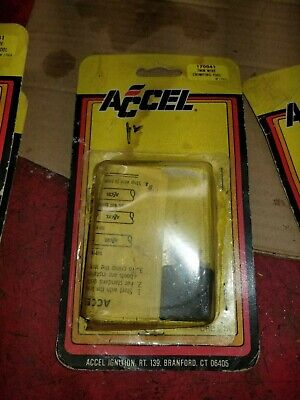 Accel 7mm Ignition Wire Terminal Crimping Jaws Tool #170041 MADE IN USA