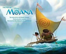 The Art of Moana by Jessica Julius and Maggie Malone (2016, Hardcover)