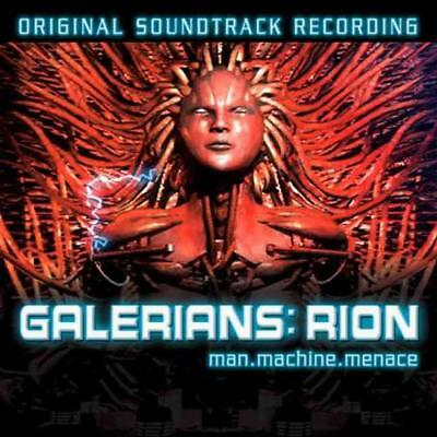 Original Soundtrack Galerians Rion New Cd 14381218626 Ebay