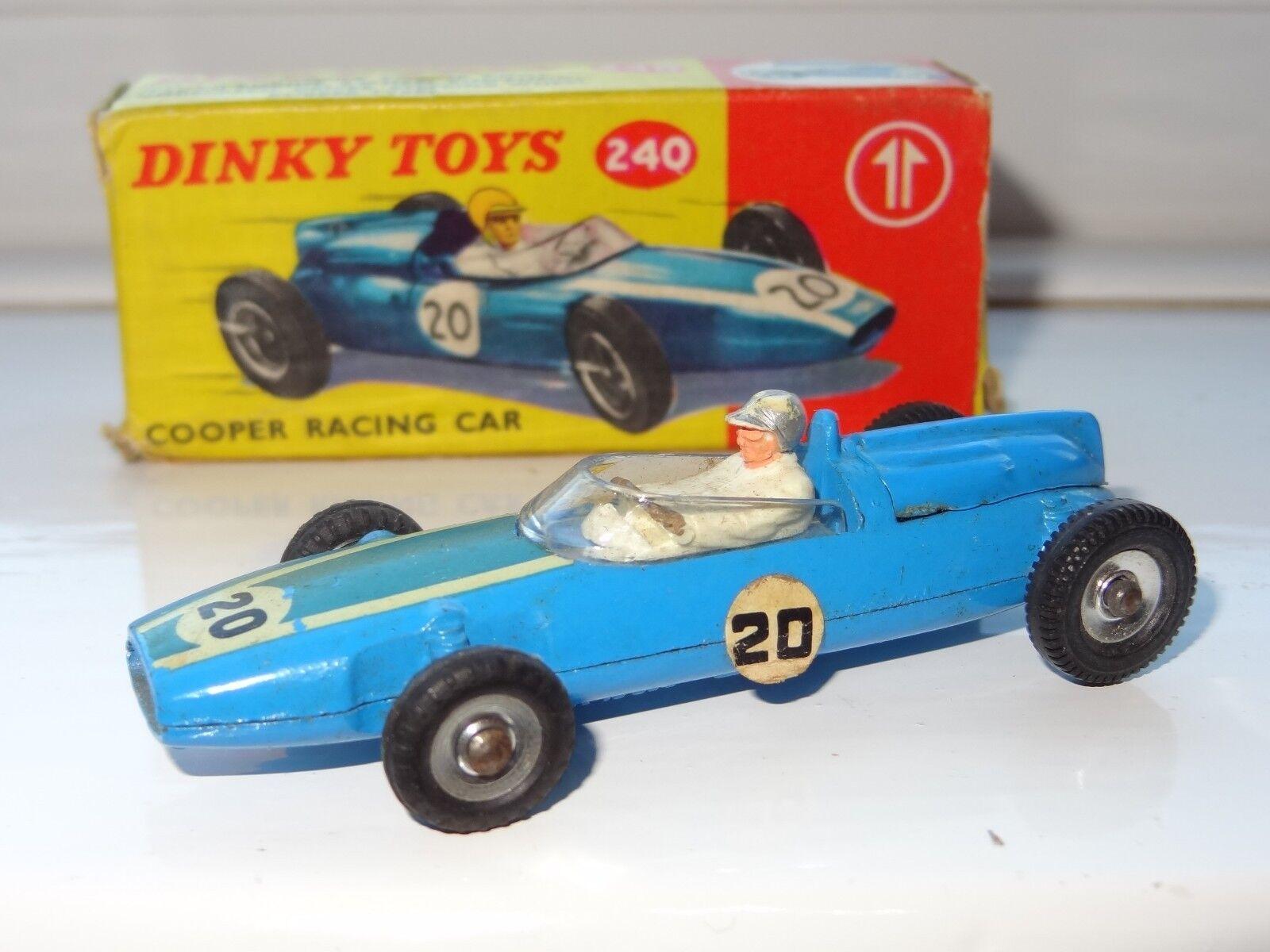 (W) dinky COOPER RACING CAR - 240
