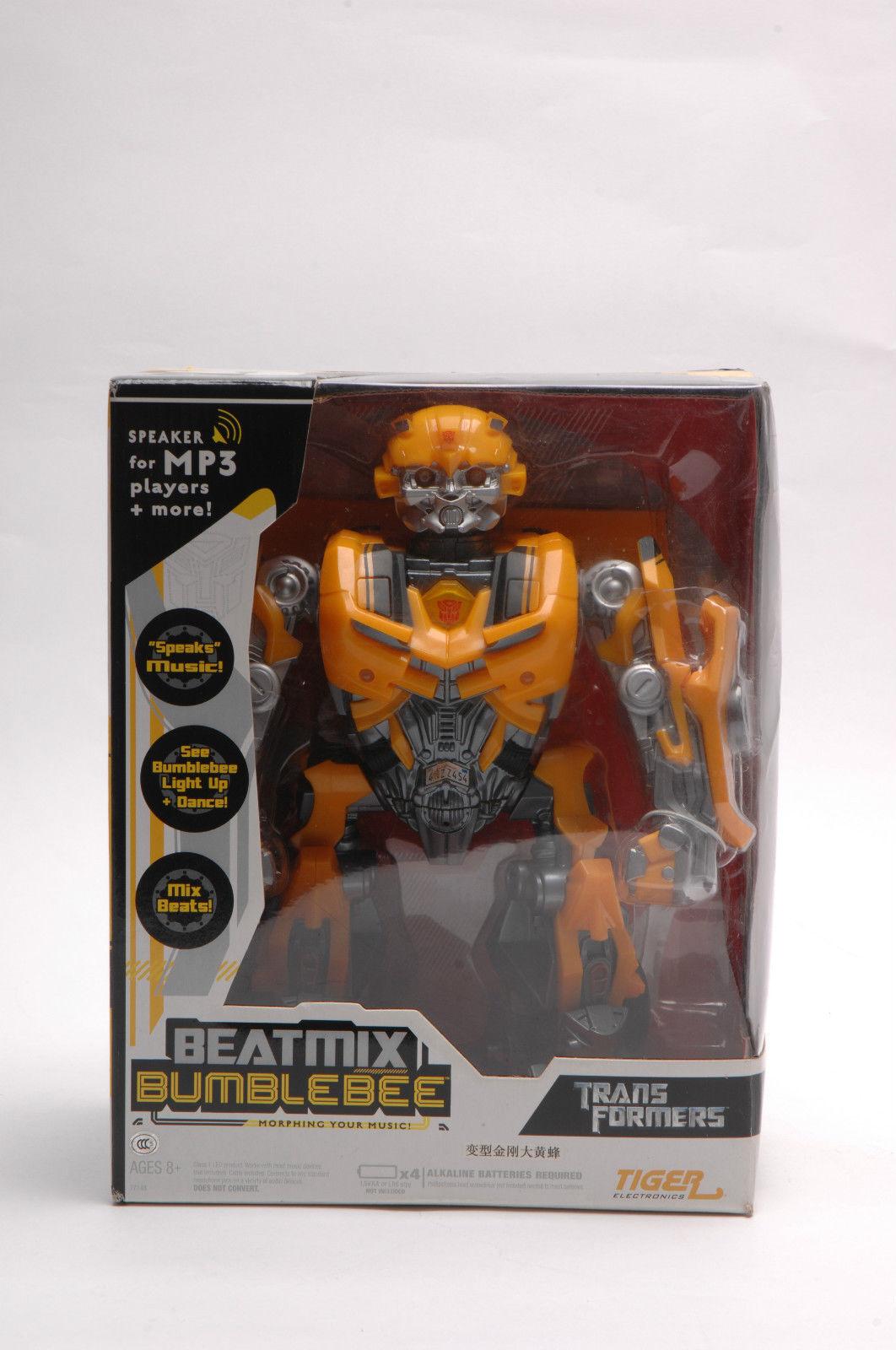Transformers Bumblebee BeatMix Mp3 Mp3 Mp3 Altoparlante c998f9