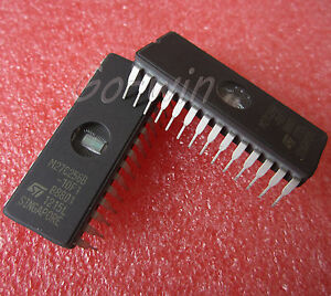 5PCS-IC-M27C256B-10F1-27C256-EPROM-UV-256kbit-CDIP-28-ST-NEW-High-quality