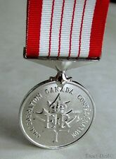 Canada - The Canadian Centennial Medal  Full Size Replica & Ribbon