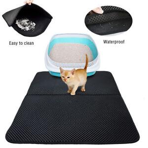 High Elastic Eva Cat Litter Mat Waterproof Double Layer