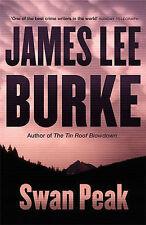 Swan Peak, Burke, James Lee Hardback Book