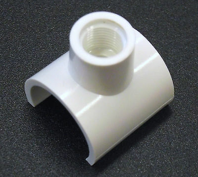 AUTOMATIC WATERER DRINKER CUP 1/2 INCH PVC PIPE FITTING ONLY CHICKEN POULTRY