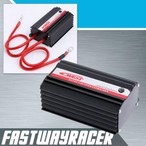 Universal Black Hyber Voltage Stabilizer Battery Fuel DA DC2 B16 B18 B16A B18C
