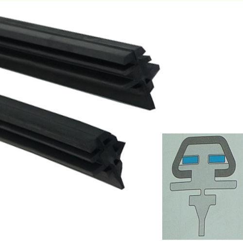 Bosch Essuie-Glace Essuie-Glace Caoutchouc Paire 500 mm Extérieurs Ressort Rail B z362