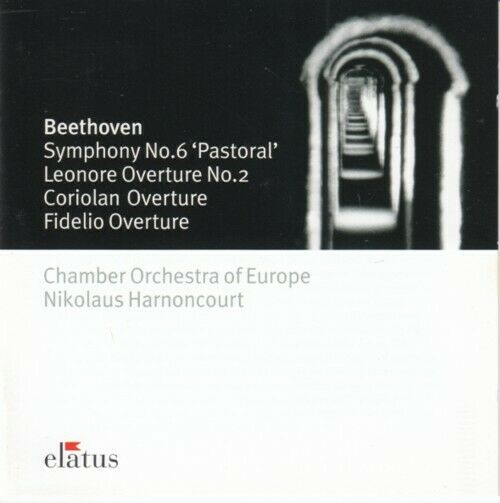 Beethoven - Symphony No. 6/Overtures (COE/Harnoncourt) CD