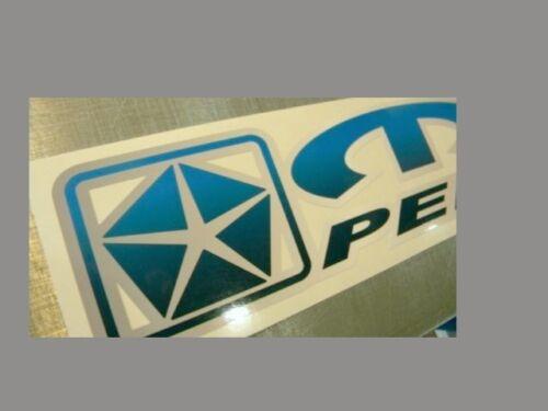 PICK COLOR Charger Challenger HEMI SRT MOPAR Windshield Banner Decal Sticker
