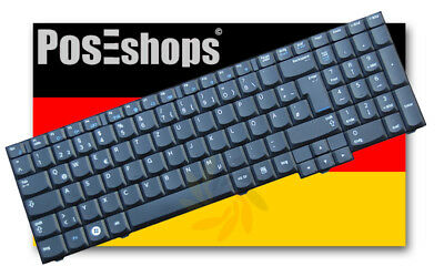 Clever Orig. Qwertz Tastatur Samsung Serie 6 Np600b5b Serie Schwarz De Neu