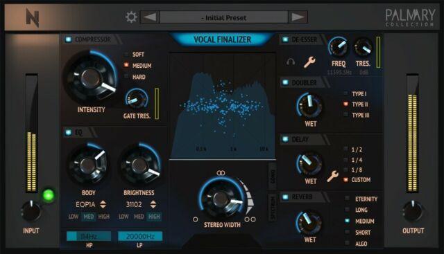 New Vocal Finalizer Instant Delivery W//Bonus Chorus-Delay-Reverb-Vocal Mixing