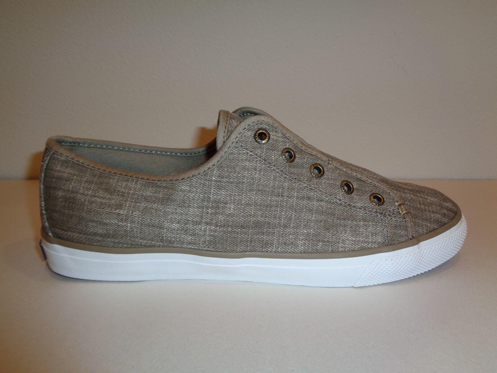 Sperry Top Sider Talla 9.5 M Costa Ripstop Ripstop Ripstop Taupe Zapatillas nuevo Zapatos para mujer  Tienda de moda y compras online.