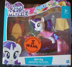 Hasbro-My-Little-Pony-Movie-Unterwasser-Spielset-Rarity