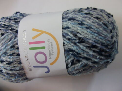 free pattern 10 x 50g Sirdar Snuggly Jolly D//K Wool//Yarn for Knitting//Crochet