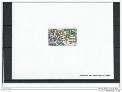 062015/089a Andorre 1987 Yt N° 364 Epreuve De Luxe Lot