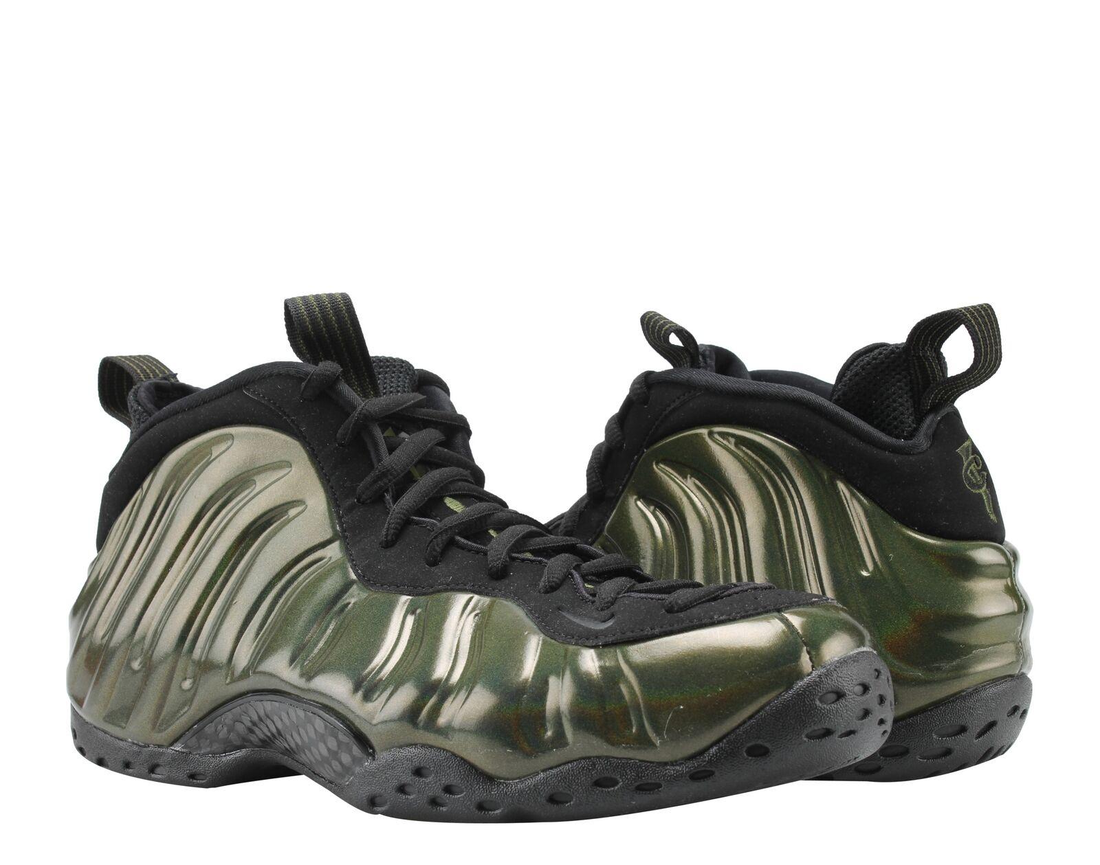 Nike Air Foamposite One Legion Green Black Men's Basketball shoes shoes shoes 314996-301 e8f687