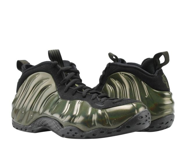 Nike Air Foamposite One Legion Green Black Men s Basketball Shoes 314996-301 a27a91838