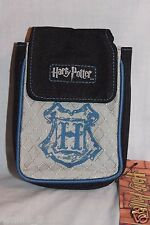 NEW WITH TAG  HOGWARTS HARRY POTTER BLUE PHONE CASE/ WALLET