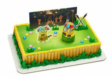 Minions Hula Despicable Me 3 Three figurine cake decoration Decoset cake topper