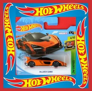 HOT-WHEELS-2019-McLAREN-SENNA-162-250-neu-amp-ovp