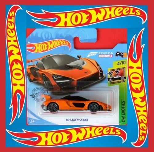 Hot Wheels 2019 mclaren senna 162//250 neu/&ovp