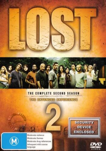 1 of 1 - LOST : SEASON 2 : NEW DVD