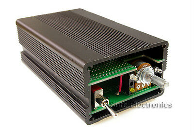 10 pcs Audio Amplifier DIY Suite Potentiometer Case Enclosure Breadboard PCB Kit