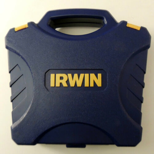 New New in package IRWIN 65 Pièce Drill /& Drive Set 3101015 Speedbor Perceuse vis Spade Bits