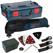 Bosch Akku-Multi-Cutter GOP 10,8V-LI SOLO + L-Boxx + Zubehör 060185800S