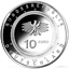 5 x 10 Euro 2019 In der Luft Satz ADFGJ Deutschland Polierte Platte PP