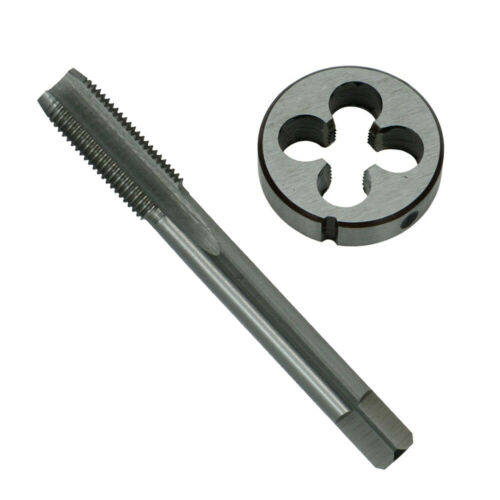 HSS M10 X 1mm Tap And M10X1.0mm Die Metric Thread Right Hand Metalworks Tools