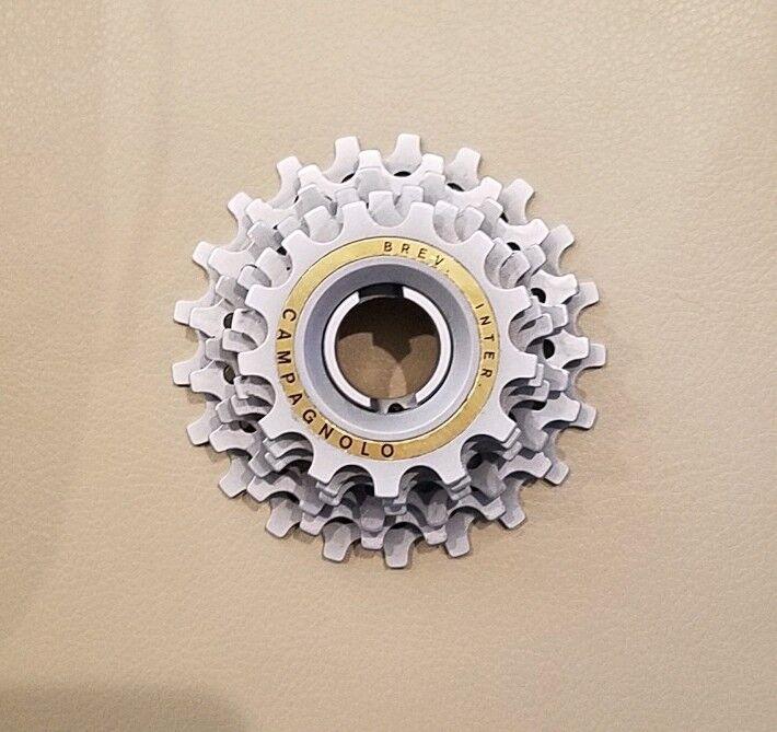 Vintage Campagnolo  freewheel 6 speeds Alloy  13 18