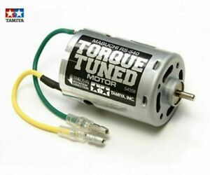 Tamiya RS-540 Torque Turned Electric Motor - Silver (54358)