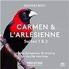 Georges Bizet - Bizet: Carmen Suites 1 & 2; L'Arlésienne Suites 1 & 2 (2016)