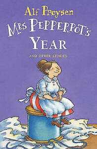 Very-Good-Mrs-Pepperpot-039-s-Year-Paperback-Alf-Proysen-0099267276