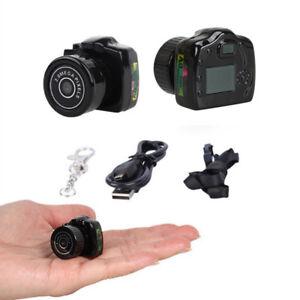 HOT Smallest Spy Hidden Camera Camcorder Video Recorder DVR Pinhole Mini Cam