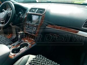 Image Is Loading Ford Explorer Sport Xlt Limited Interior Wood