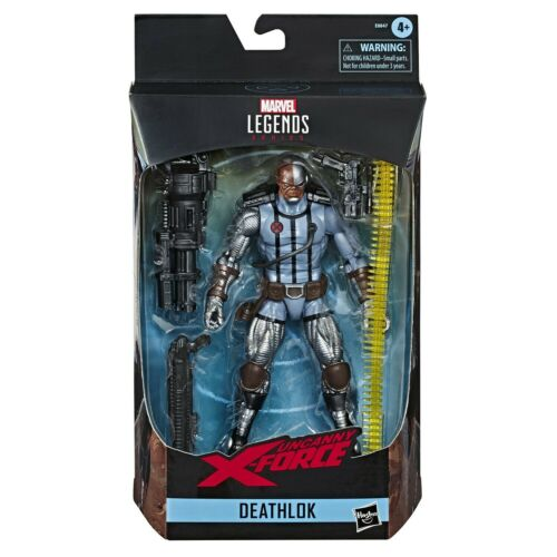 "Marvel Legends 6/"" X-Force Deathlok Variant Action Figure *IN STOCK*"