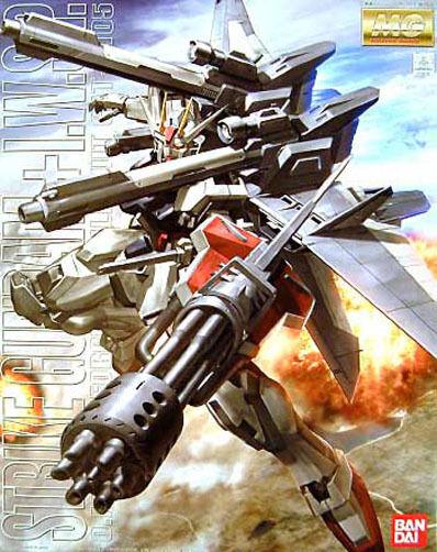 Bandai MG 1 100  MG-090 GAT-X105 Strike Gundam IWSP