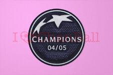 UEFA Champions League Winner 2004-2005 Liverpool Sleeve Soccer Patch / Badge