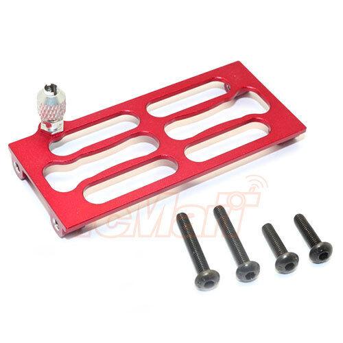 GPM Aluminum Antenna Mount Red Gmade R1 EP 1:10 RC Cars Crawler #GM027-R