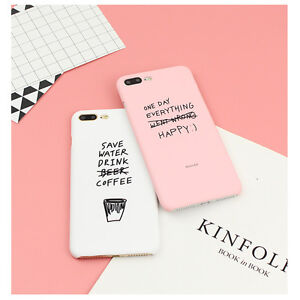 kpop iphone cases korean style iphone 7 iphone 7 plus white pink 12558