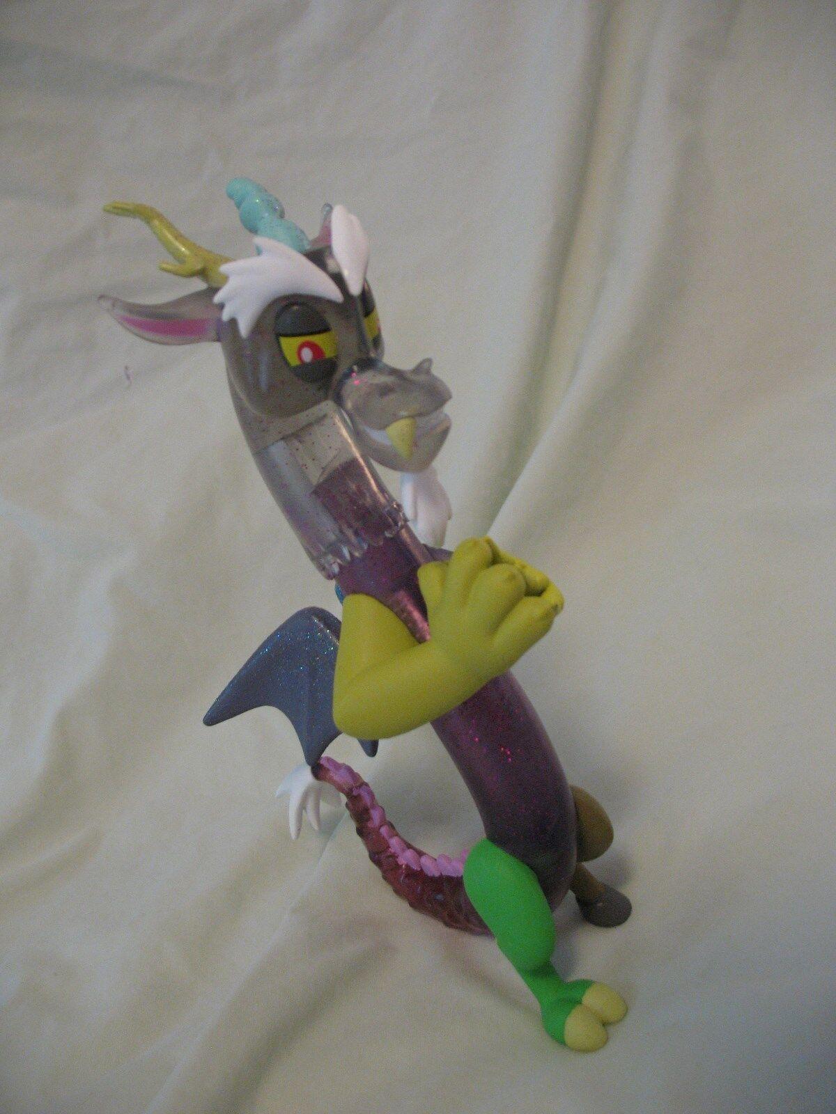 FUNKO My Little Pony Pony Pony FiM 'Discord' Rare Glitter Chase Variant Figure NIB  7cc00e