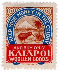 I-B-New-Zealand-Cinderella-Kaiapoi-Woollen-Goods